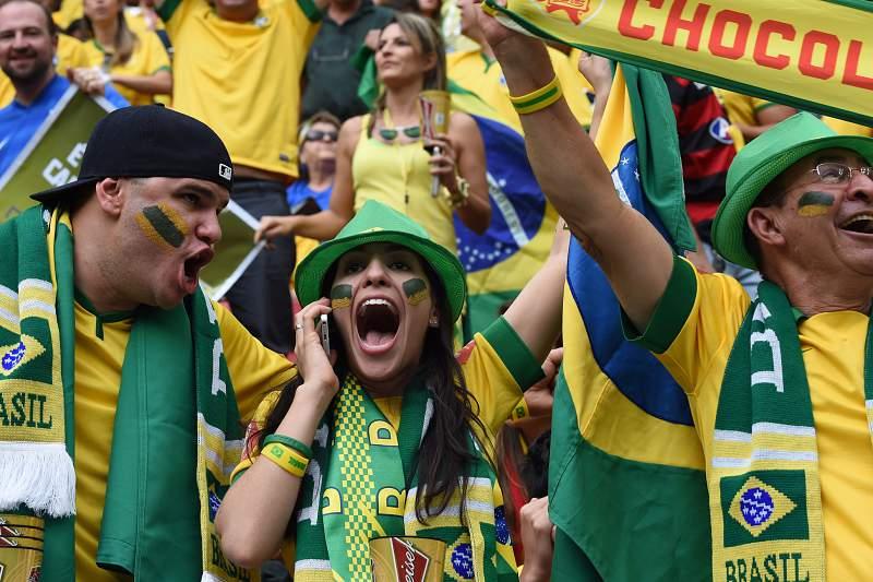 Adeptos brasileiros