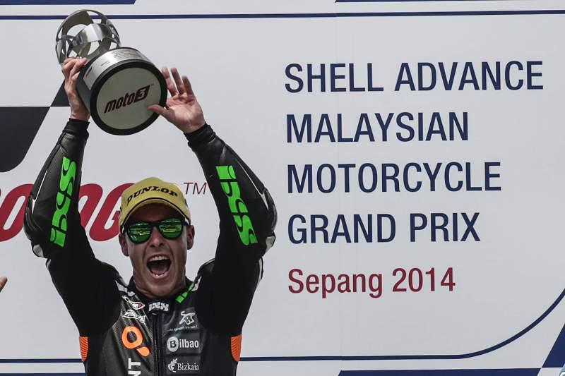 Efren Vazquez vence Moto 3 Malasia