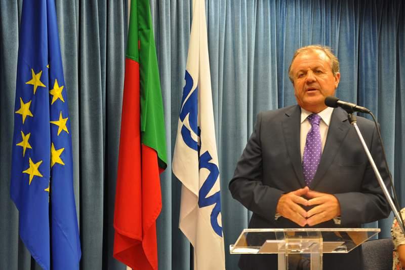 Desidério Silva, presidente do Turismo do Algarve