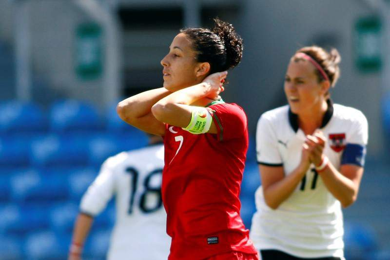 PORTUGAL WOMEN SOCCER ALGARVE CUP