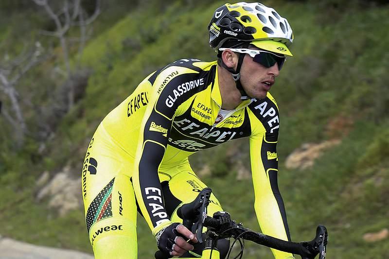 Ciclismo: César Fonte