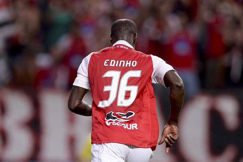 Edinho já representou o SC Braga