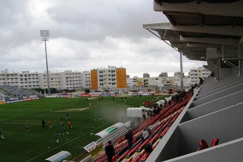Estádio José Arcanjo, casa do Olhanense