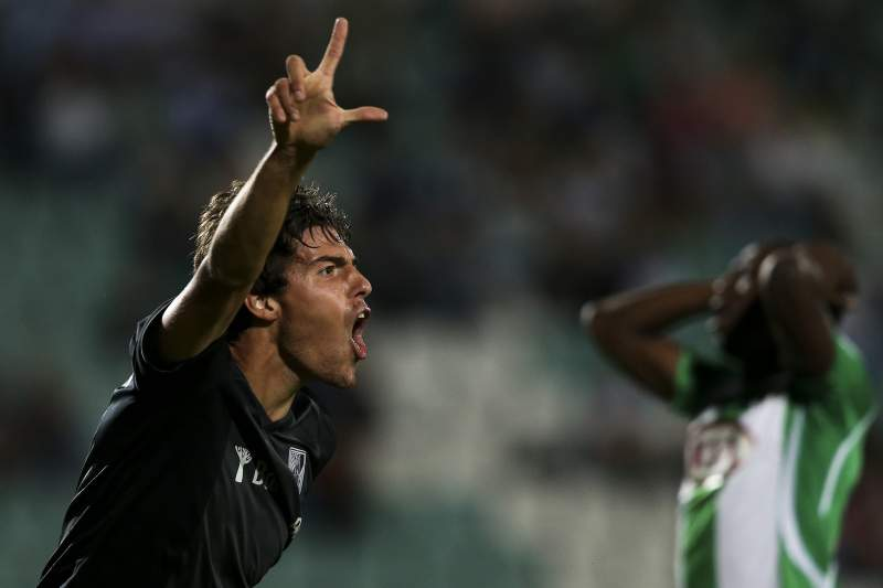 João Afonso decisivo no V. Guimarães