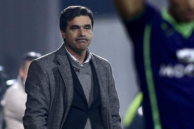 Miguel Leal, treinador