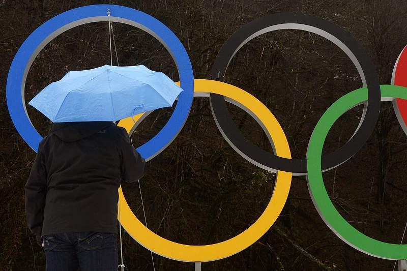 À espera dos Jogos Olímpicos