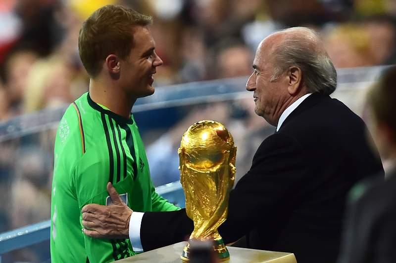 Neuer e Blatter