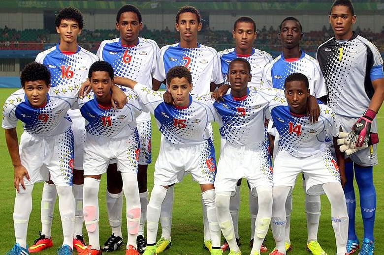 Seleção de Sub-15 de Cabo Verde