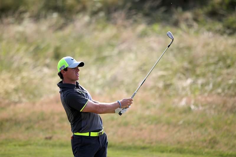 Rory McIlroy alarga vantagem no Open Championship