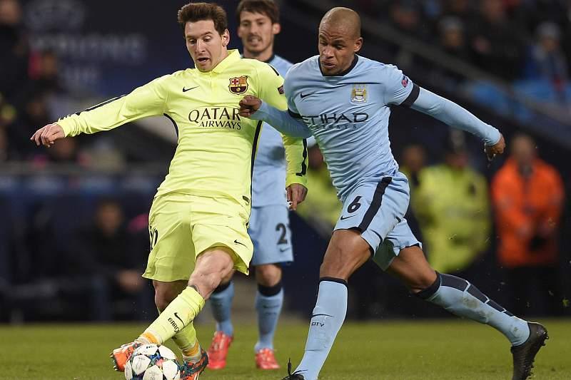 Messi e Fernando