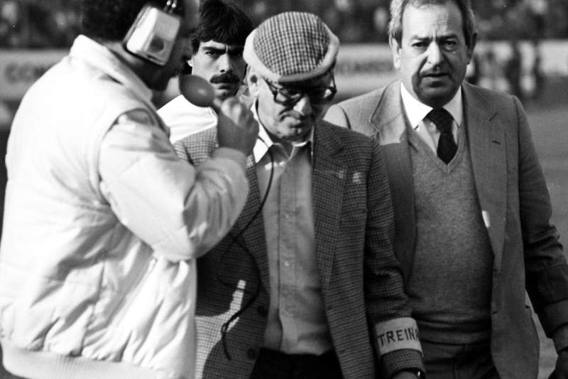 José Maria Pedroto faleceu há 30 anos