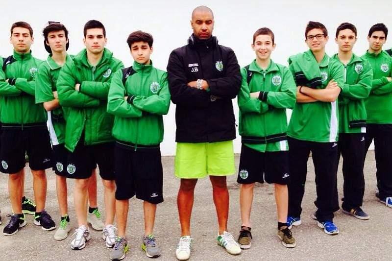 Treinador do Sporting alvo de racismo no pavilhão da Luz