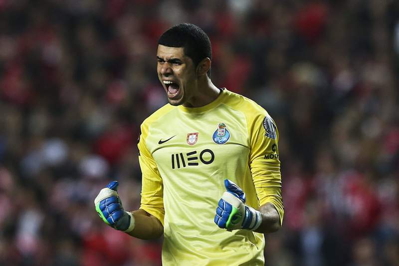 Fabiano, guarda-redes do FC Porto