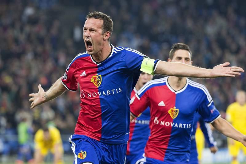 Marco Streller marcou o único golo da partida na segunda parte