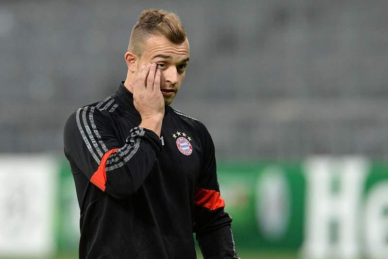Bayern de Munique tenta vender Shaqiri