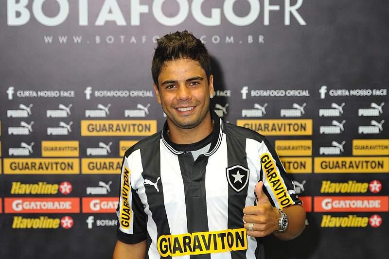 Henrique no Botafogo