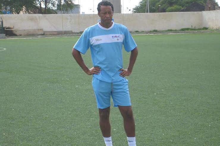 Bubista, novo treinador do Sporting da Praia