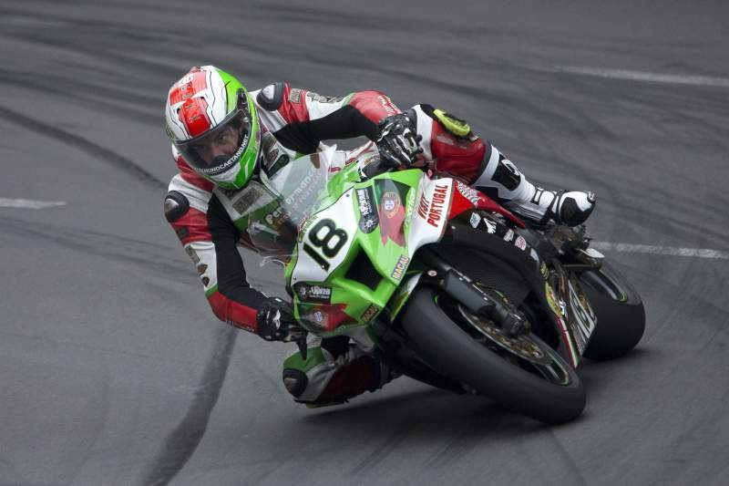 Nuno Caetano fica no 19º lugar no GP Macau