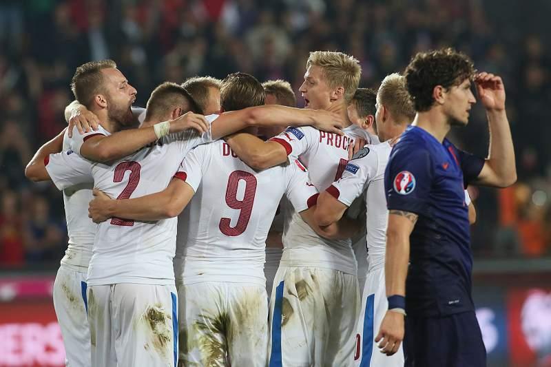 República Checa - Holanda