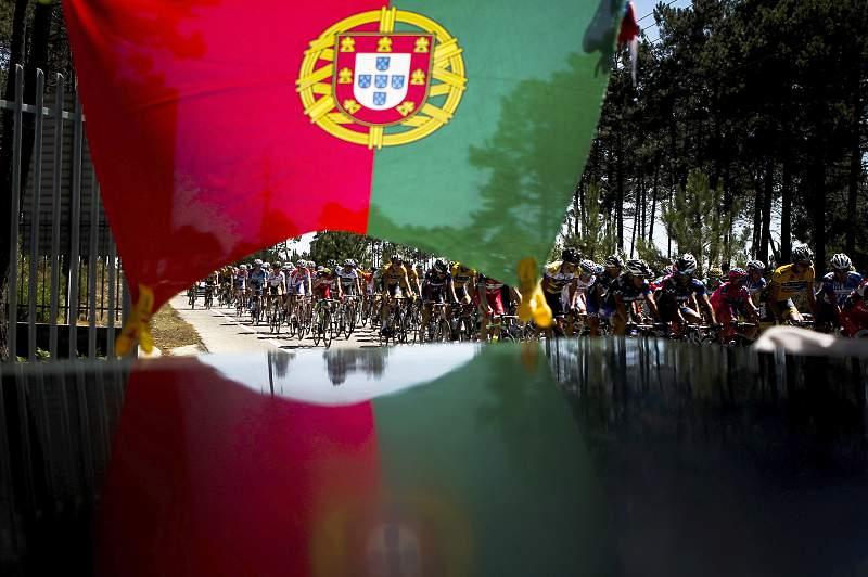 Volta a Portugal em bicicleta