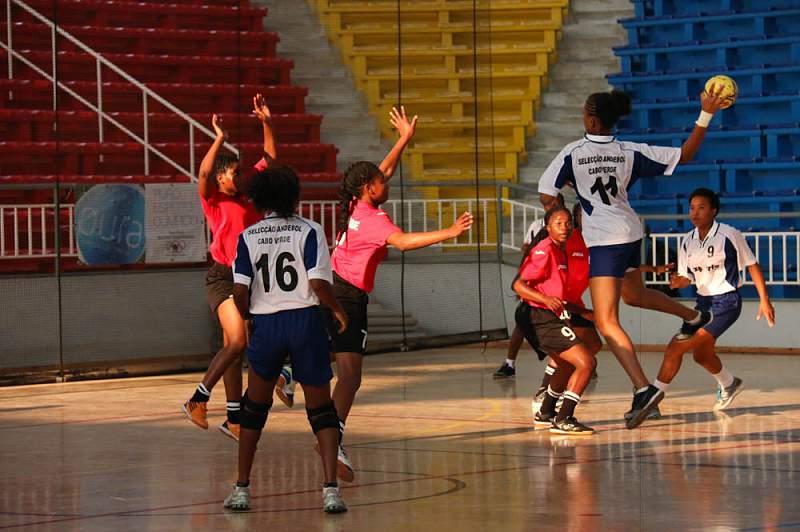 Jogos CPLP: Cabo Verde-Moçambique