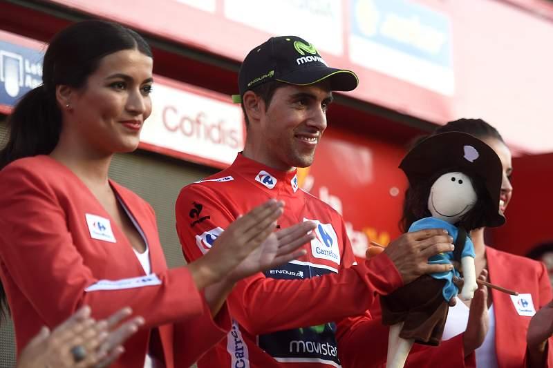 Castroviejo é o primeiro líder da Vuelta 2014