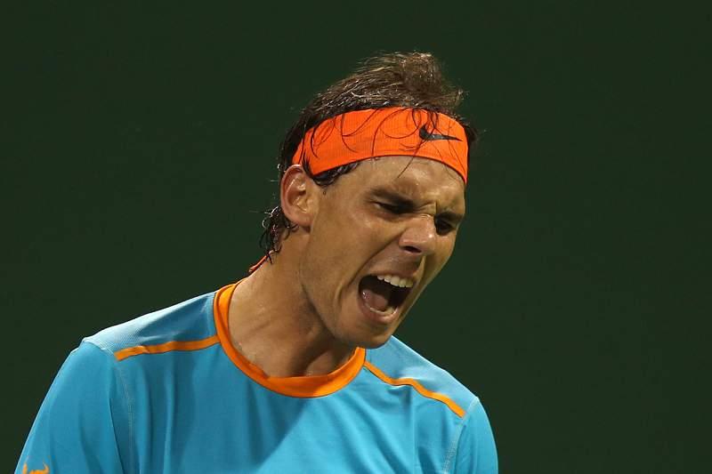 Rafael Nadal eliminado no Qatar