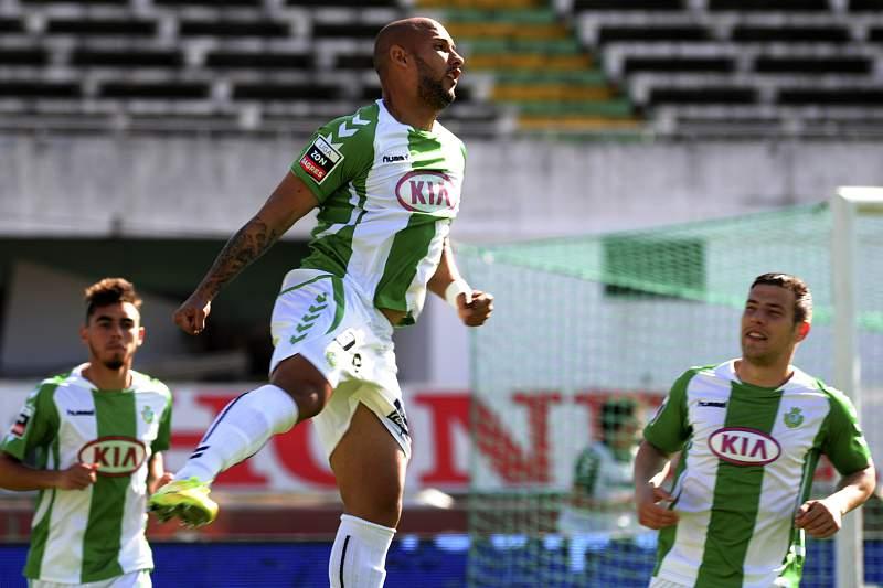 Rafael Martins foi o melhor marcador do V. Setúbal