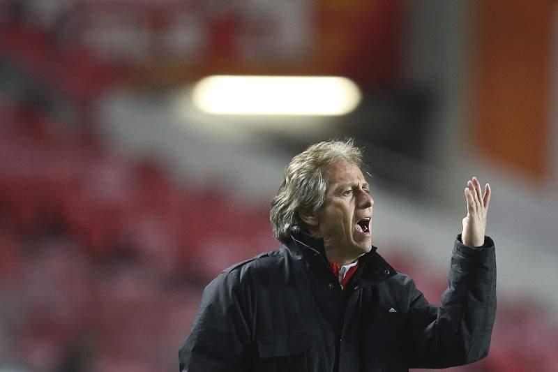 Jorge Jesus vai ser processado pelo Benfica