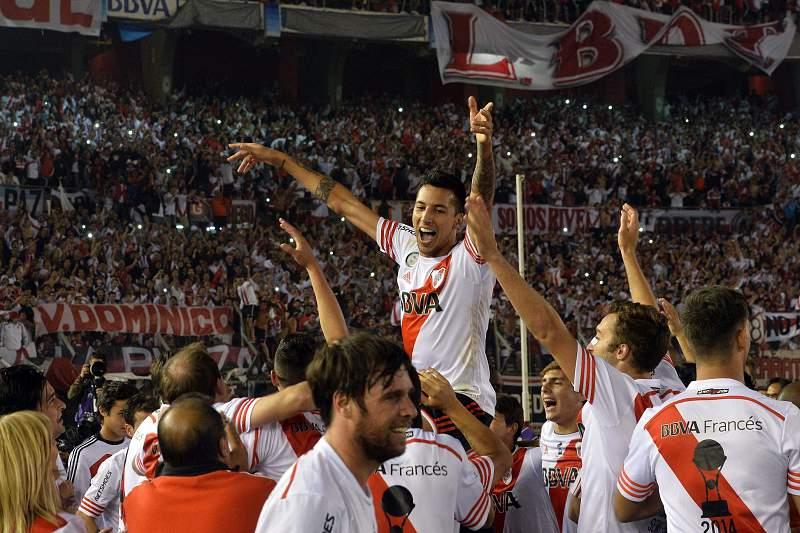 Jogadores do River Plate tomarão viagra para jogar