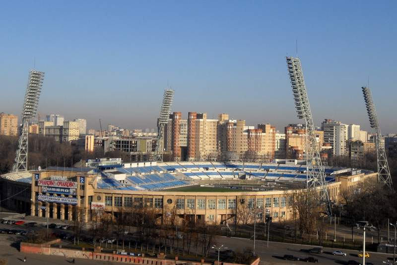 Estádio do Dínamo de Moscovo