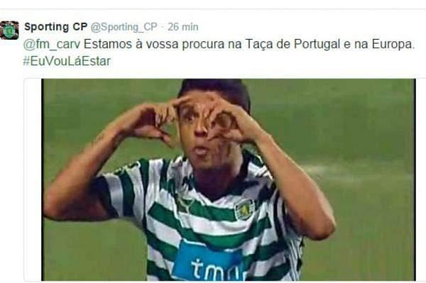 Sporting-Benfica: Pedro Silva