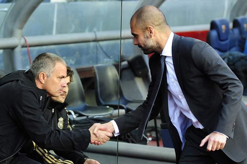 Rivalidade entre os dois treinadores é conhecida