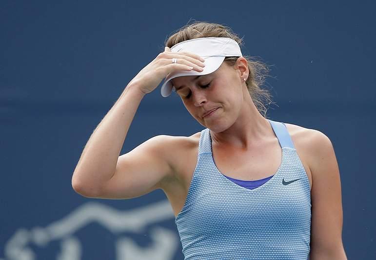 Michelle Larcher de Brito volta a falhar entrada num torneio do ´Grand Slam`
