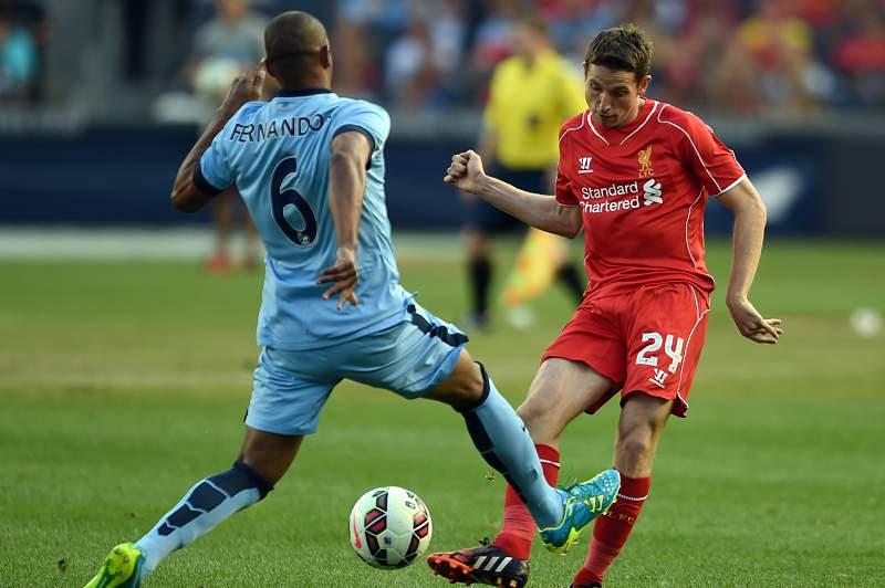 Fernando no Manchester City
