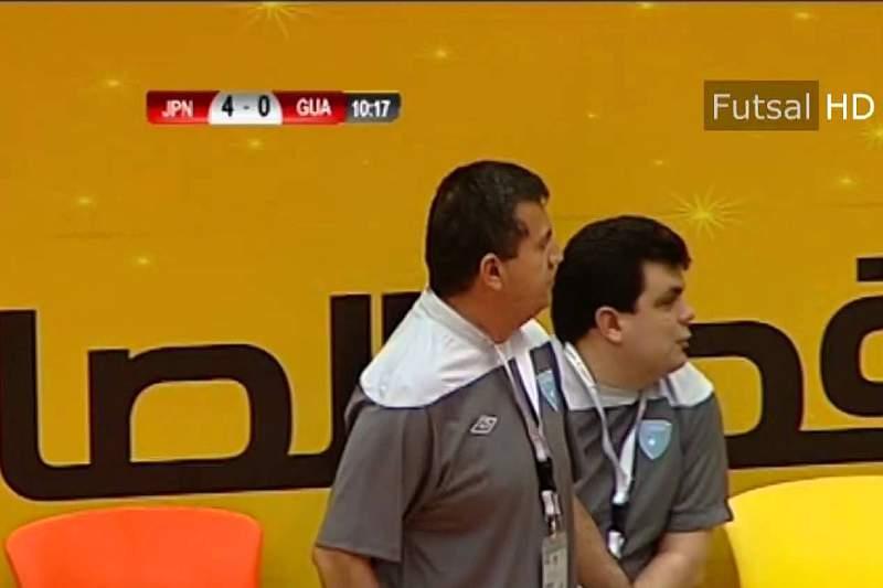 futsal Yuki Morata faz golaço no futsal
