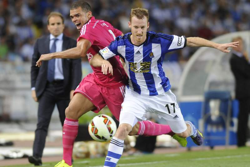 Pepe não evita derrota do Real