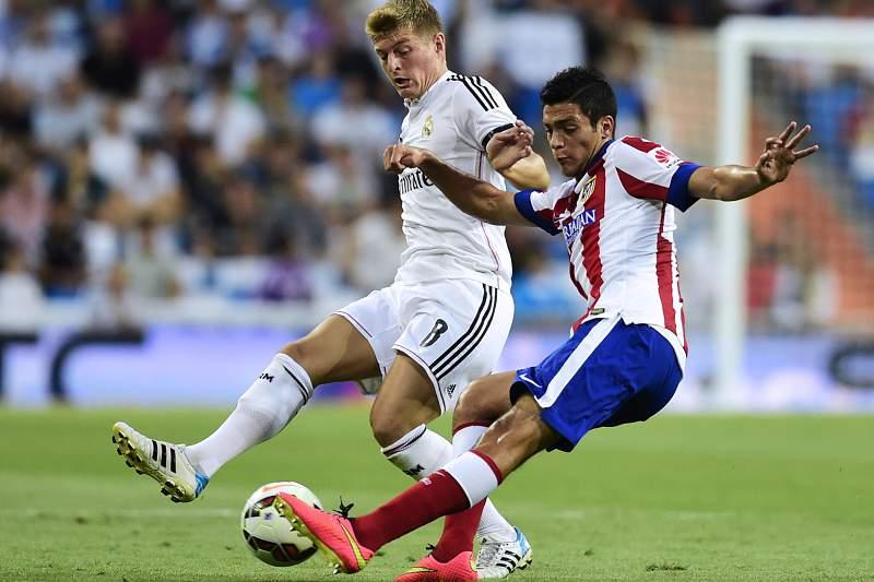 Atlético Madrid venceu o Real no Bernabéu