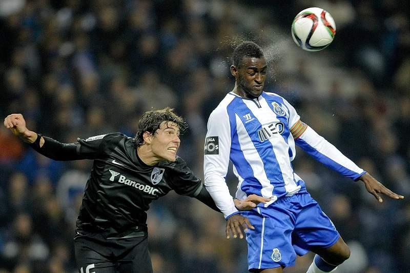 FC Porto-V. Guimarães Jackson e João Afonso