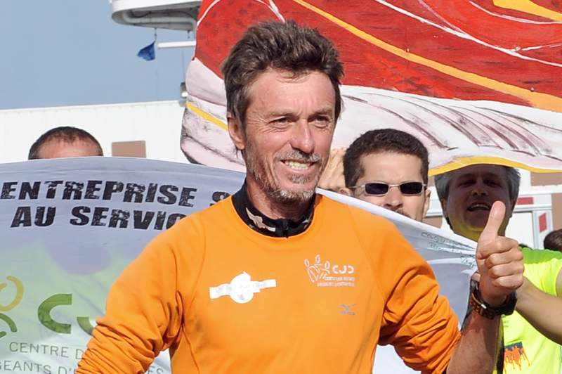 Serge Girard quer dar a volta ao mundo com 61 anos