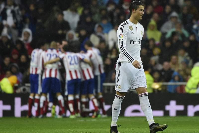Cristino Ronaldo e Atlético de Madrid
