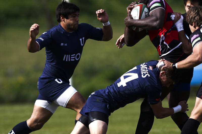 Valladolid Rugby vence CDUL, por 32-8, e conquista Taça Ibérica de râguebi