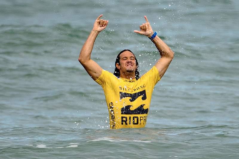 Jordy Smith vence no Rio em 2013