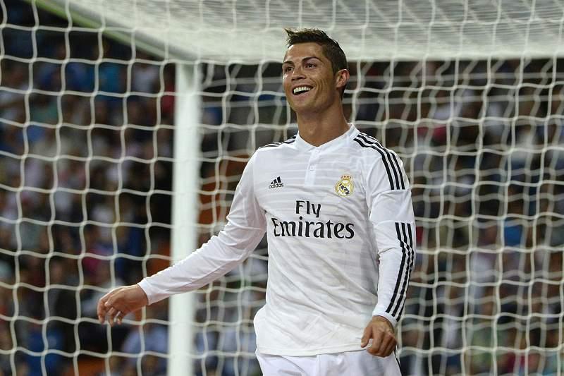 Ronaldo marca quatro ao Elche