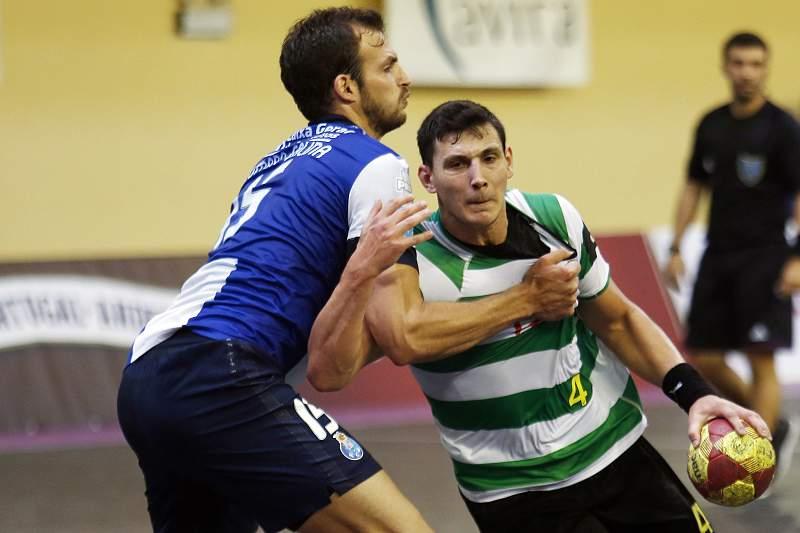 Pedro Portela e Daymaro Salina num