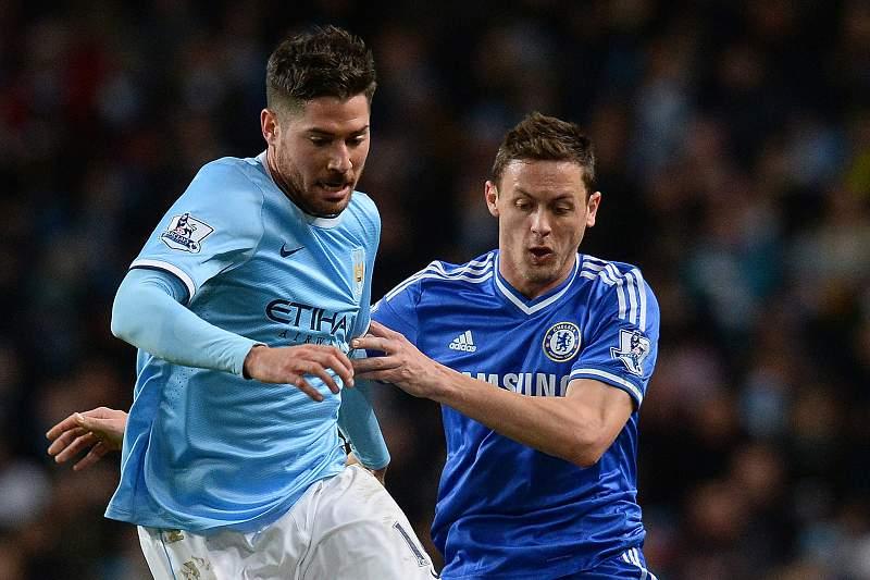 Javi Garcia trocou o Manchester City pelo Zenit de Villas-Boas