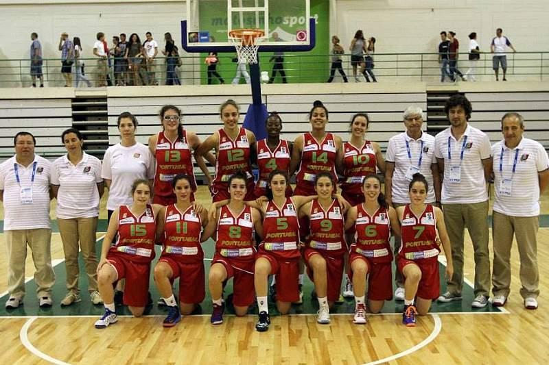 Basquetebol feminino portugal