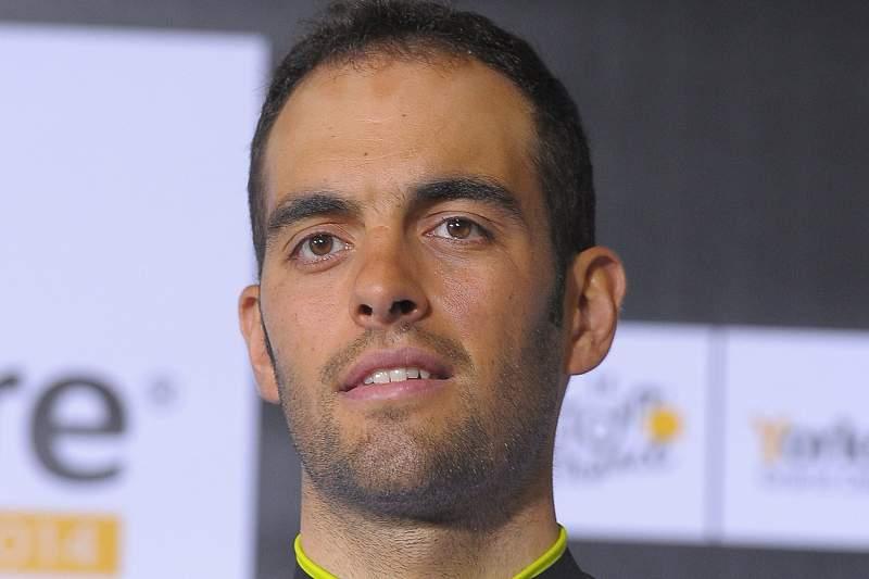 Ciclista português José Mendes