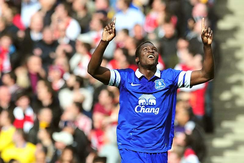 Lukaku trocou o Chelsea pelo Everton