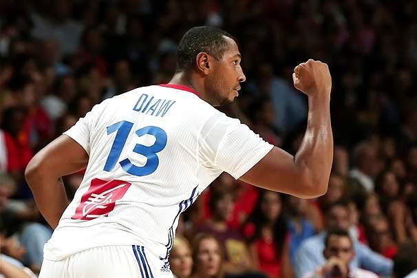 França derrota Espanha no Mundial